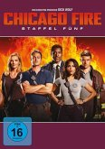 Chicago Fire - Staffel 5 DVD-Box