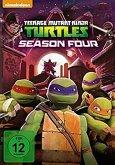 Teenage Mutant Ninja Turtles - Staffel 4 DVD-Box