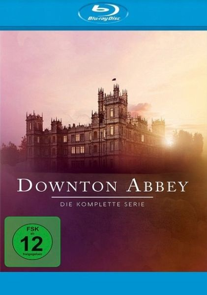 Downton Abbey - Die komplette Serie