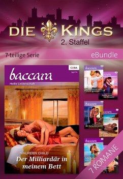 Die Kings - 2. Staffel - 7teilige Serie (eBook,...