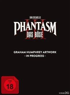 Phantasm III - Das Böse III - Lord Of The Dead Mediabook