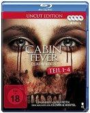 Cabin Fever Ultimate Edition Bluray Box
