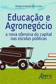Educação e agronegócio (eBook, ePUB)