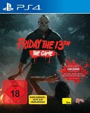 Friday the 13th - The Game (PlayStation 4)