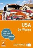 Stefan Loose Reiseführer USA, Der Westen (eBook, PDF)