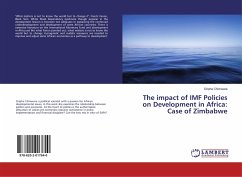 The impact of IMF Policies on Development in Africa: Case of Zimbabwe