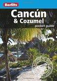 Berlitz Pocket Guide Cancun & Cozumel (Travel Guide)