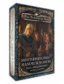 Das Schwarze Auge, DSA5-Spielkartenset Aventurische Meisterpersonen - Handel & Wandel