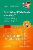 Psychiatrie-Wörterbuch von A bis Z