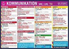 Aufkleber Kommunikation SRC/LRC - Schulze, Michael
