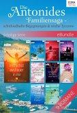Die Antonides Familiensaga - schicksalhafte Begegnungen & reiche Tycoons - 9-teilige Serie (eBook, ePUB)