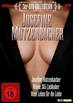 Josefine Mutzenbacher - 3DVD-Kollektion: Josefine Mutzenbacher / Meine 365 Liebehaber / Mein Leben für die Liebe DVD-Box - Diverse