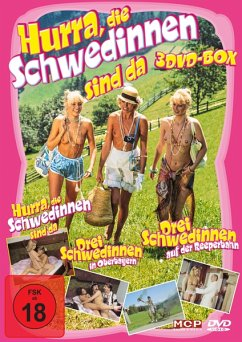 Hurra, die Schwedinnen sind da DVD - Box DVD-Box - Diverse