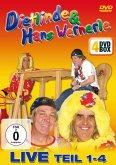 Dietlinde & Hans Wernerle - Live (Kindermund & Zum Bledsein braucht man Hirn) DVD-Box