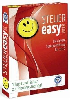 Steuer Easy 2018 - Die clevere Steuererklärung für 2017