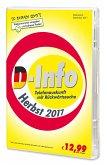 D-Info Telefonauskunft mit Rückwärtssuche Herbst 2017