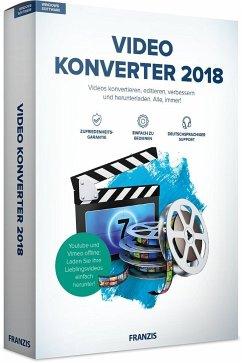 FRANZIS Video Konverter 2018