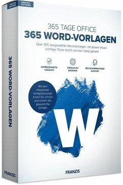 FRANZIS 365 Tage Office - 365 Word-Vorlagen