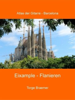 Eixample - Flanieren (eBook, ePUB)