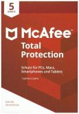 McAfee Total Protection 5 Geräte
