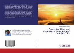 Concept of Mind and Cognition in Yoga Sutra of Patanjali (YSP)