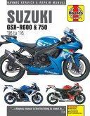 Suzuki GSX-R600 & 750 (06 - 16)
