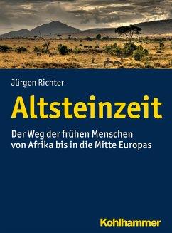 Altsteinzeit - Richter, Jürgen