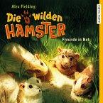 Freunde in Not / Die wilden Hamster Bd.4 (MP3-Download)
