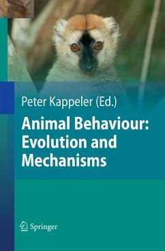 Animal Behaviour: Evolution and Mechanisms