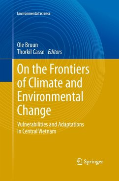 On the Frontiers of Climate and Environmental Change