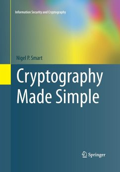 Cryptography Made Simple - Smart, Nigel