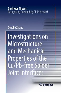 Investigations on Microstructure and Mechanical Properties of the Cu/Pb-free Solder Joint Interfaces