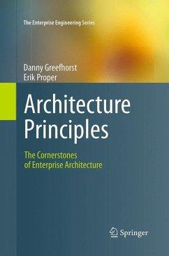 Architecture Principles - Greefhorst, Danny;Proper, Erik