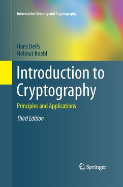 Introduction to Cryptography - Delfs, Hans; Knebl, Helmut