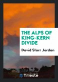 The Alps of King-Kern Divide