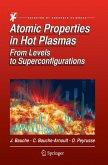 Atomic Properties in Hot Plasmas