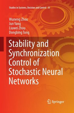 Stability and Synchronization Control of Stochastic Neural Networks