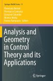 Analysis and Geometry in Control Theory and its Applications