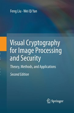 Visual Cryptography for Image Processing and Security - Liu, Feng; Yan, Wei Qi