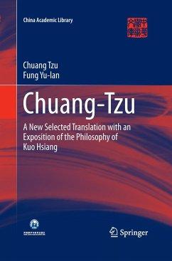 Chuang-Tzu - Tzu, Chuang; Fung, Yu-lan
