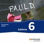 6. Klasse, Zuhören, Audio-Doppel-CD / P.A.U.L. D., Ausgabe für Gymnasien in Bayern