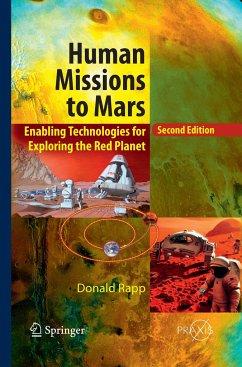 Human Missions to Mars - Rapp, Donald