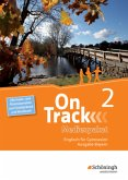 Medienpaket 2: Alle Audio- und Filmmaterialien zum Schülerband und Workbook, 2 Audio-CDs und 1 Video-DVD / On Track, Ausgabe Bayern Bd.2