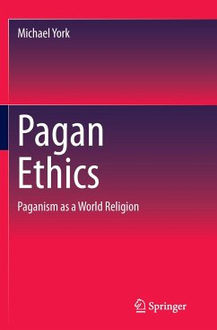 Pagan Ethics - York, Michael