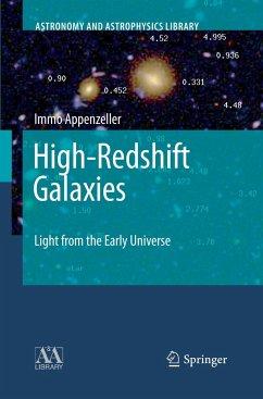 High-Redshift Galaxies