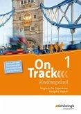 Medienpaket 1: Alle Audio- und Filmmaterialien zum Schülerband und Workbook, 2 Audio-CDs und 1 Video-DVD / On Track, Ausgabe Bayern Bd.1