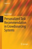 Personalized Task Recommendation in Crowdsourcing Systems