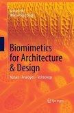 Biomimetics for Architecture & Design