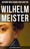 Wilhelm Meister (3 Bildungsromane in einem Band) (eBook, ePUB)