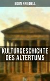 Kulturgeschichte des Altertums (eBook, ePUB)